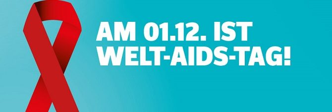 01. Dezember ist Welt-Aids-Tag