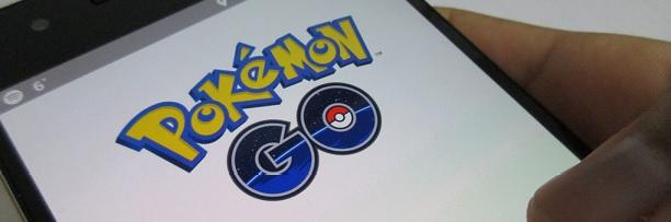 Auf die Plätze…Pokémon…Go!