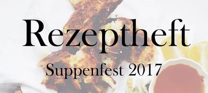 Rezeptheft Suppenfest